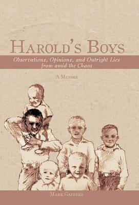 Harold's Boys: Observations, Opinions, and Outright Lies from Amid the Chaos (Hardback)