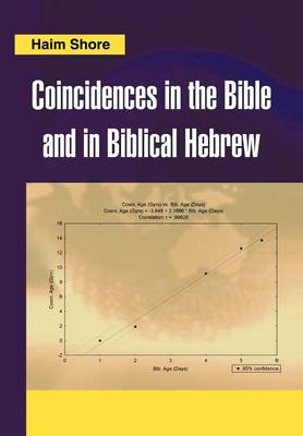 Coincidences in the Bible and in Biblical Hebrew (Hardback)