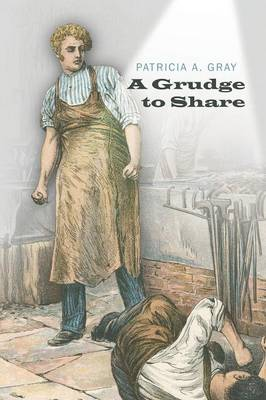 A Grudge to Share (Paperback)