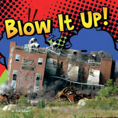 Blow it Up! - Destruction (Board book)