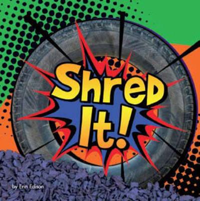 Shred it! - Destruction (Board book)