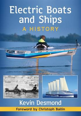 Electric Boats and Ships: A History (Paperback)