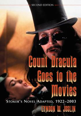 Count Dracula Goes to the Movies: Stoker's Novel Adapted, 1922-2003 (Paperback)