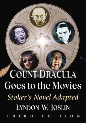 Count Dracula Goes to the Movies: Stoker's Novel Adapted (Paperback)