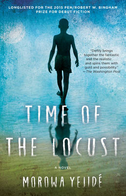 Time of the Locust: A Novel (Paperback)
