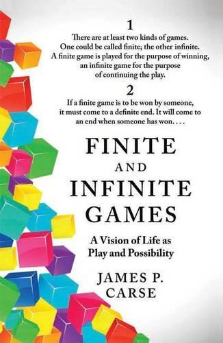 Finite and Infinite Games (Paperback)