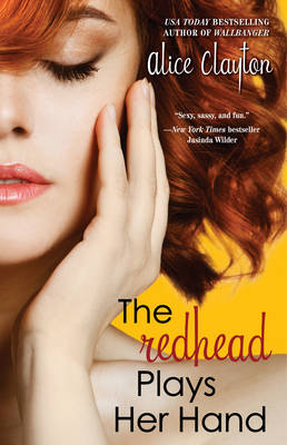 Cover of the book, The Redhead Plays Her Hand (Redhead, #3).