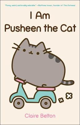 I Am Pusheen the Cat - A Pusheen Book (Paperback)