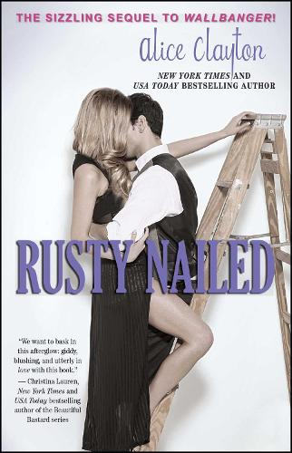 Cover of the book, Rusty Nailed (Cocktail, #2).