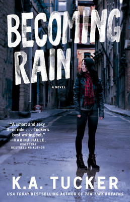Becoming Rain: A Novel - The Burying Water Series 2 (Paperback)