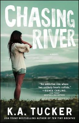 Chasing River: A Novel - The Burying Water Series 3 (Paperback)
