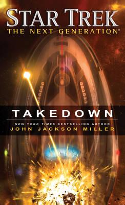 Takedown - Star Trek: The Next Generation (Paperback)