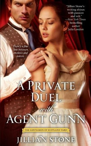 A Private Duel with Agent Gunn (Paperback)