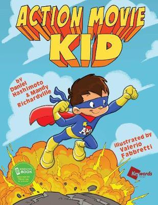 Action Movie Kid (Hardback)