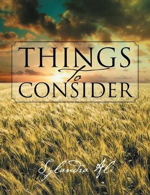 Things to Consider: Handbook for Life (Paperback)