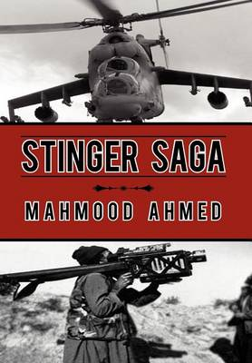 Stinger Saga (Hardback)