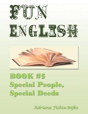 Fun English Book 5: Book Level 3 Special People (Paperback)