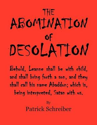 The Abomination of Desolation (Paperback)