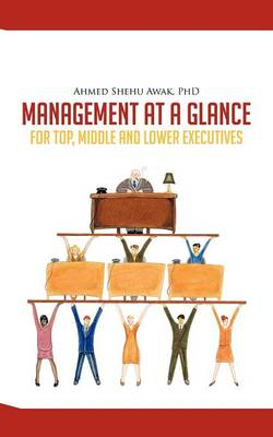 Management at a Glance: For Top, Middle and Lower Executives (Paperback)