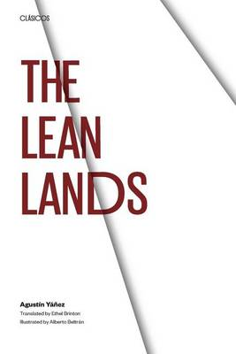 The Lean Lands - Texas Pan American Series (Paperback)