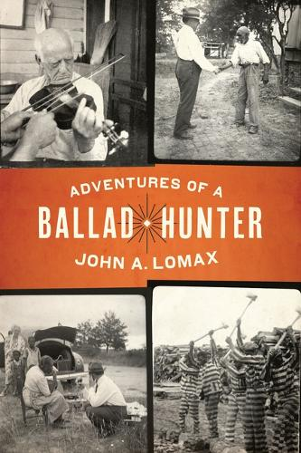 Adventures of a Ballad Hunter (Paperback)