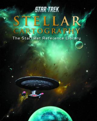 Star Trek Stellar Cartography (Hardback)