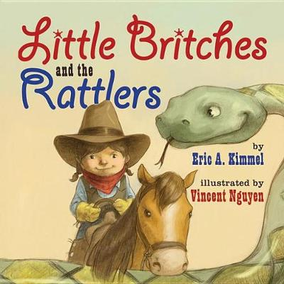Little Britches and the Rattlers (Paperback)