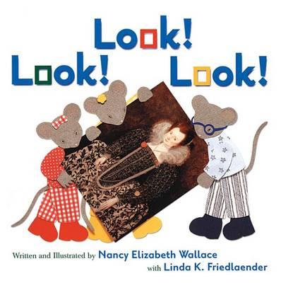 Look! Look! Look! (Paperback)