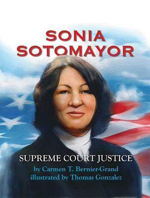 Sonia Sotomayor: Supreme Court Justice (Paperback)