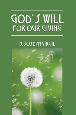 God's Will for Our Giving (Paperback)