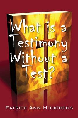 What Is a Testimony Without a Test? (Paperback)