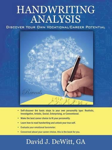 Handwriting Analysis: Discover Your Own Vocational/Career Potential (Paperback)