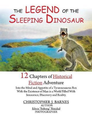 The Legend of the Sleeping Dinosaur (Paperback)
