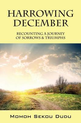 Harrowing December: Recounting a Journey of Sorrows & Triumphs (Paperback)