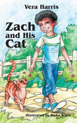 Zach and His Cat (Paperback)