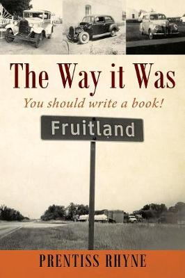 The Way It Was: You Should Write a Book! (Paperback)