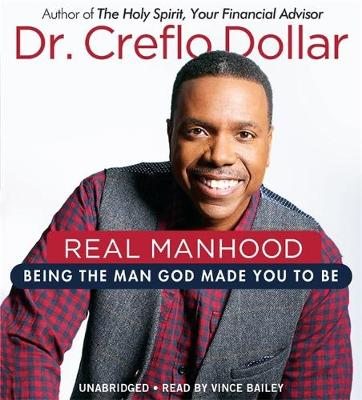 Real Manhood: Being the Man God Made You to Be (CD-Audio)