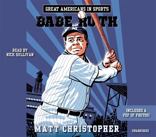 Great Americans In Sports: Babe Ruth (CD-Audio)