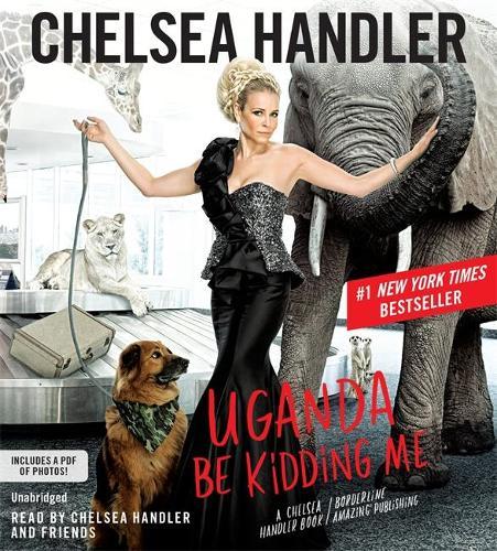 Uganda Be Kidding Me (CD-Audio)