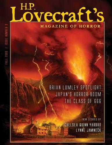H.P. Lovecraft's Magazine of Horror #3 (Fall 2006) (Paperback)