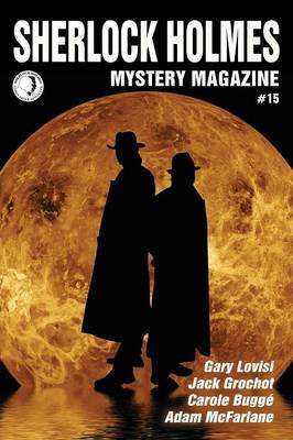 Sherlock Holmes Mystery Magazine #15 (Paperback)