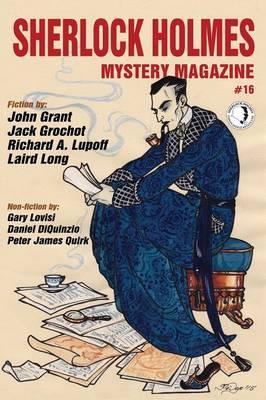 Sherlock Holmes Mystery Magazine #16 (Paperback)