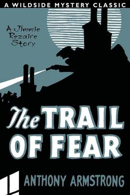 The Trail of Fear (Jimmy Rezaire #1) (Paperback)