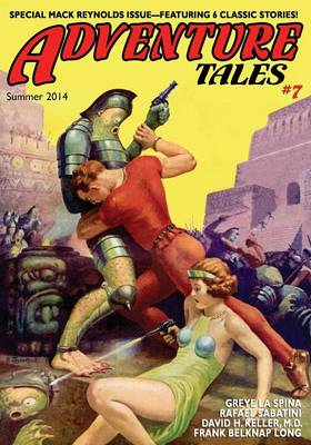 Adventure Tales #7: Classic Tales from the Pulps (Paperback)