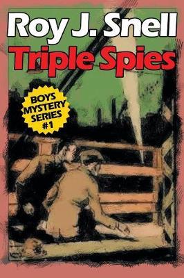 Triple Spies (Boys Mystery Series, Book 1) (Paperback)
