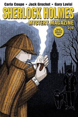Sherlock Holmes Mystery Magazine #20 Special Super-Sized Anniversary Edition (Paperback)