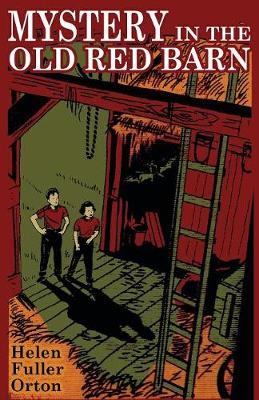 Mystery in the Old Red Barn (Paperback)