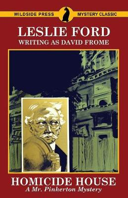 Homicide House: A Mr. Pinkerton Mystery (Paperback)