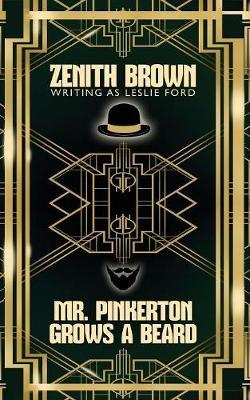 Mr. Pinkerton Grows a Beard (Paperback)