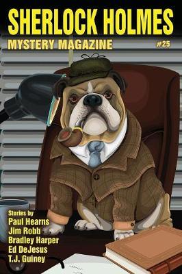 Sherlock Holmes Mystery Magazine #25 (Paperback)